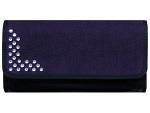 Serviceportemonnaie Perle lila