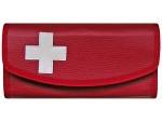 Serviceportemonnaie Schweizer-Kreuz klein