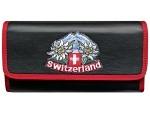 Serviceportemonnaie Switzerland schwarz