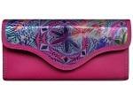 Serviceportemonnaie Schmetterling pink