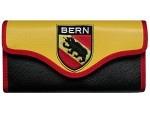 Serviceportemonnaie Bern spezial echt Leder
